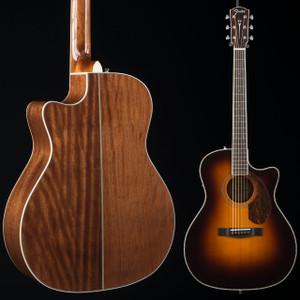 Fender PM-4CE Auditorium LTD Sunburst Ovangkol Fretboard 1759