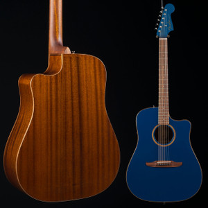 Fender Redondo Classic Pau Ferro Fretboard Cosmic Turquoise 0881