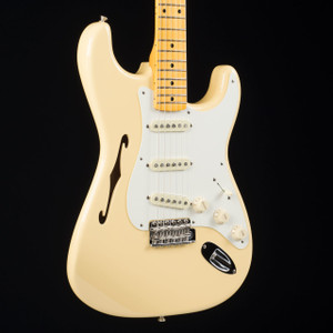 Fender Eric Johnson Thinline Stratocaster Vintage White 9164