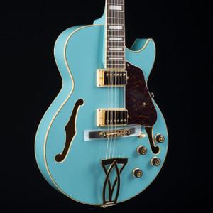 Ibanez Artcore AG75G Mint Blue 0565