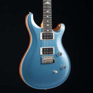 PRS CE 24 Ebony Fretboard Frost Blue Metallic W/ Natural Back 3673