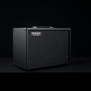 Mesa/Boogie 1x12 Widebody Compact Cabinet Black Vinyl Black Grille 9412