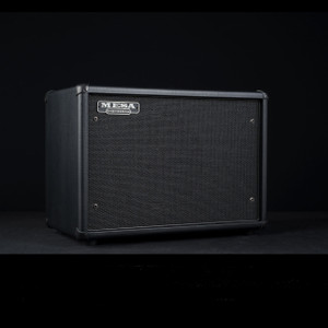 Mesa/Boogie 1x12 Widebody Closed Back Compact Cabinet Black 9631