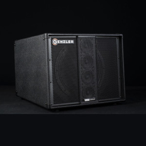 Genzler Amplification 1x12 BA12-3 Bass Array Slant 1093