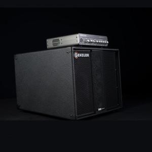 Genzler Amplification 1x12 BA Bass Array & Magellan MG-800 Head