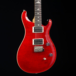 PRS CE 24 Ruby W/ Black Back 1192