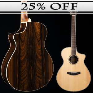 Breedlove Pursuit Exotic Concert CE Ziricote DISCONTINUED-8186