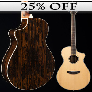 Breedlove Pursuit Exotic Concert CE Ziricote DISCONTINUED-8187
