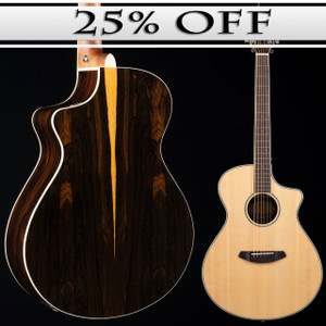 Breedlove Pursuit Exotic Concert CE Ziricote DISCONTINUED-8190