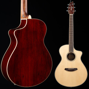 Breedlove Pursuit Exotic Concert CE Cocobolo DISCONTINUED-8868