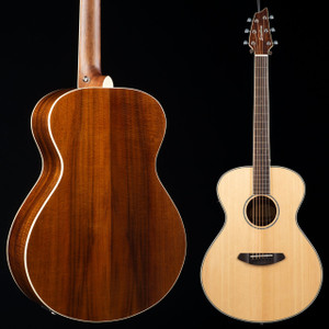 Breedlove Pursuit Exotic Concert E Koa DISCONTINUED-3817