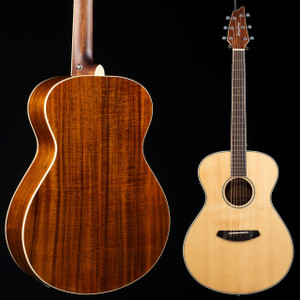 Breedlove Pursuit Exotic Concert E Koa DISCONTINUED-3801