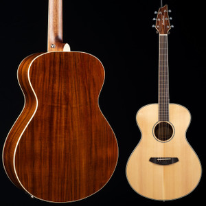 Breedlove Pursuit Exotic Concert E Koa DISCONTINUED-3812