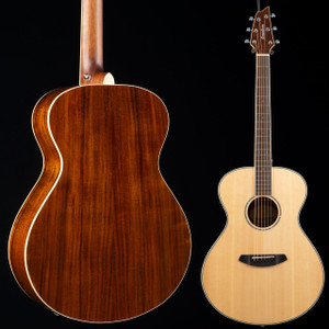 Breedlove Pursuit Exotic Concert E Koa DISCONTINUED-3813