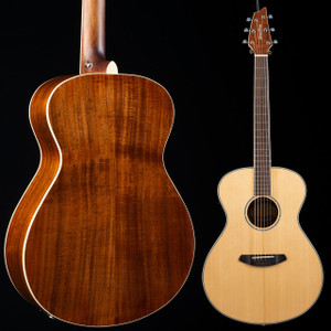 Breedlove Pursuit Exotic Concert E Koa DISCONTINUED-9233