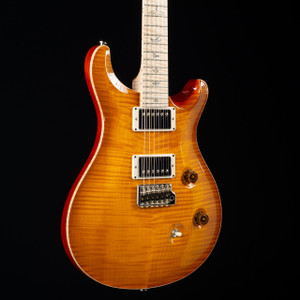 PRS Custom 24 10 Top Flame Maple Neck Wood Library 1778