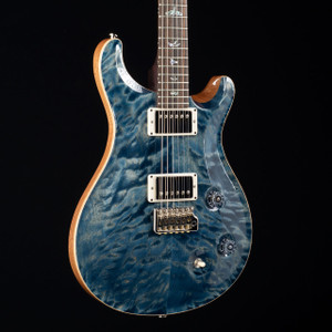 PRS Custom 22 10 Top Rosewood Neck Wood Library Faded Whale Blue 2484