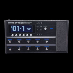 Boss GT-1000 Effects Processor Pedal