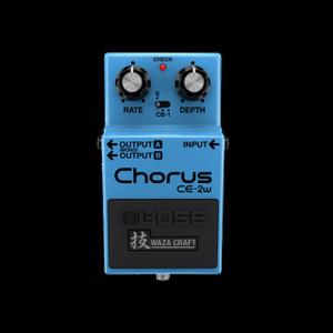Boss Waza CE-2W Chorus Pedal
