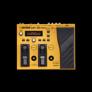 Boss GT-10 Effects Processor Pedal