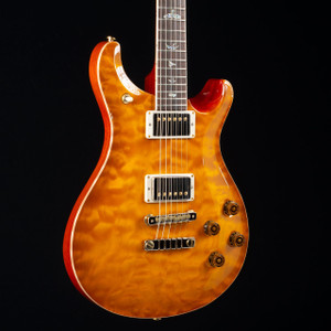 PRS McCarty 594 10 Top Brazilian Rosewood Wood Library McCarty Sunburst 2049