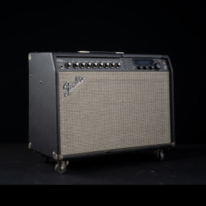 Fender Cyber Twin 2x12 Amplifier W/ Two Footswitch & Bag 6297 USED