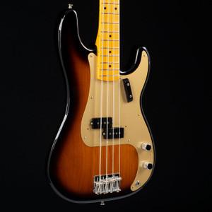 Fender American Original '50s Precision Bass Two Tone Sunburst 2534