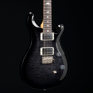 PRS CE 24 Charcoal Smokewrap Burst 1636