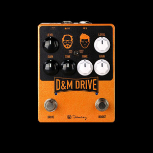 Keeley D&M Drive Pedal