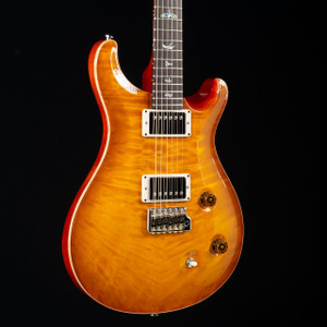 PRS Custom 22 10 Top Mun Ebony Wood Library McCarty Sunburst 1313