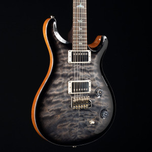 PRS Custom 22 10 Top Rosewood Neck Wood Library Charcoal Burst 3297