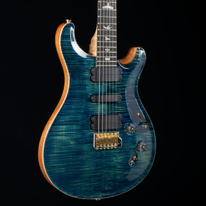 PRS 509 10 Top Maple Neck River Blue 3371