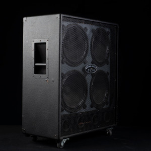 Genz/Benz G-Flex 4x12 Cabinet Black 7895 USED