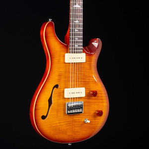 PRS SE 277 Semi-Hollow Soapbar Vintage Sunburst 9394