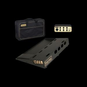 Friedman Tour Pro 1525 Gold Pack Pedal Board