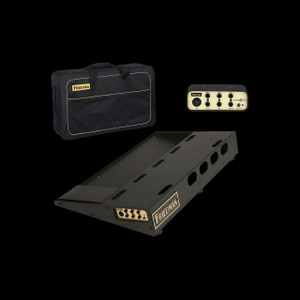 Friedman Tour Pro 1525 Gold Pack Pedal Board