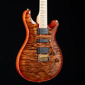 PRS 509 10 Top Korina Wood Library Autumn Sky 4015
