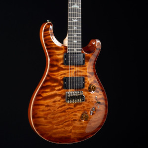 PRS Custom 24/08 Artist Flame Maple Neck Wood Library Copperhead Burst 4350