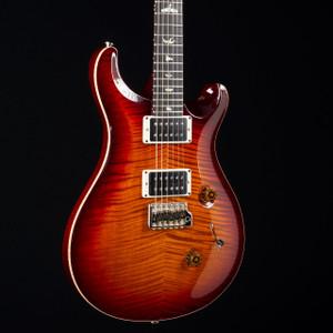 PRS Custom 24 10 Top Dark Cherry Sunburst 3903