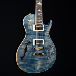 PRS McCarty 594 10 Top Semi-Hollow Limited Faded Whale Blue 4239