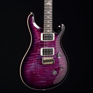 PRS Custom 24 10 Top Violet Purple Burst 4687
