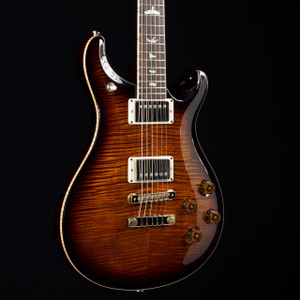 PRS McCarty 594 10 Top Brazilian Fretboard Black Gold Burst 4176
