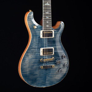 PRS McCarty 594 10 Top Rosewood Neck Wood Library Faded Whale Blue 6057