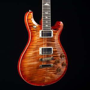 PRS McCarty 594 10 Top Brazilian Fretboard Wood Library Autumn Sky 6345