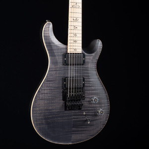 "PRS CE 24 ""Floyd"" Dustie Waring Gray Black Satin 4406"