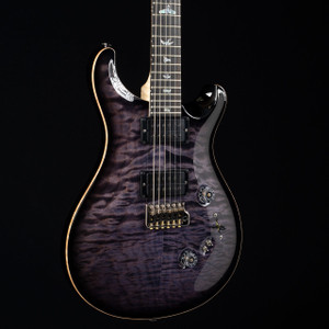 PRS Custom 24/08 Artist Flame Maple Neck Wood Library Purple Mist 6069
