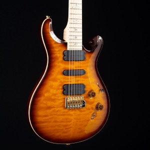 PRS 509 10 Top Korina Wood Library McCarty Tobacco Sunburst 5676