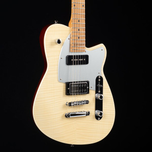 Reverend Double Agent OG 20th Anniversary Natural Flame Maple 1849