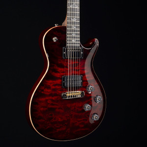 PRS Tremonti 10 Top ADJ Stoptail Wood Library Fire Red burst 6775
