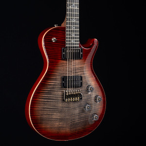PRS Tremonti 10 Top Tremolo Wood Library Charcoal Cherry Burst 6594